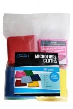 Microfibre Cloth Kit Carry Bag Front